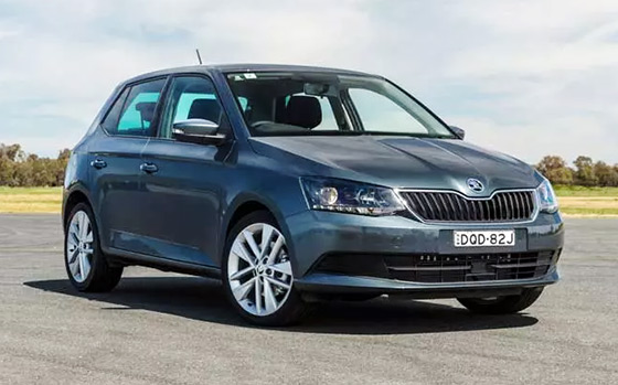 Fabia Carsales 'best first car' 3 years running