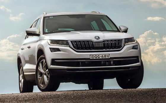 Skoda Kodiaq is Car of the Year