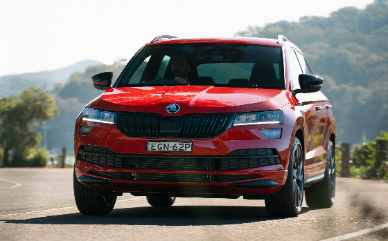 Two clever: ŠKODA's Karoq now a double act