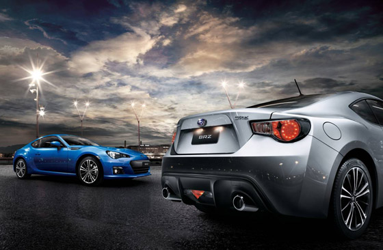 BRZ is People's Choice - Again
