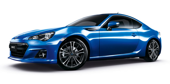 BRZ now in Dealers