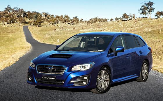 Subaru Boosts Levorg Line-Up