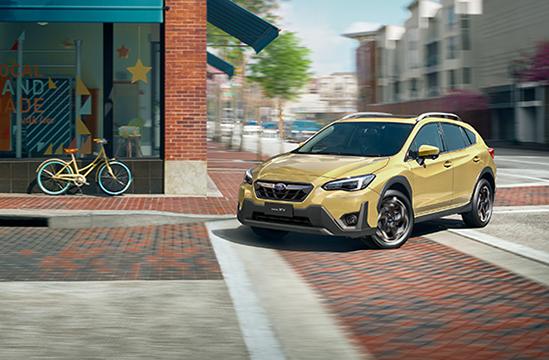 Subaru XV Offers Intelligent Drive