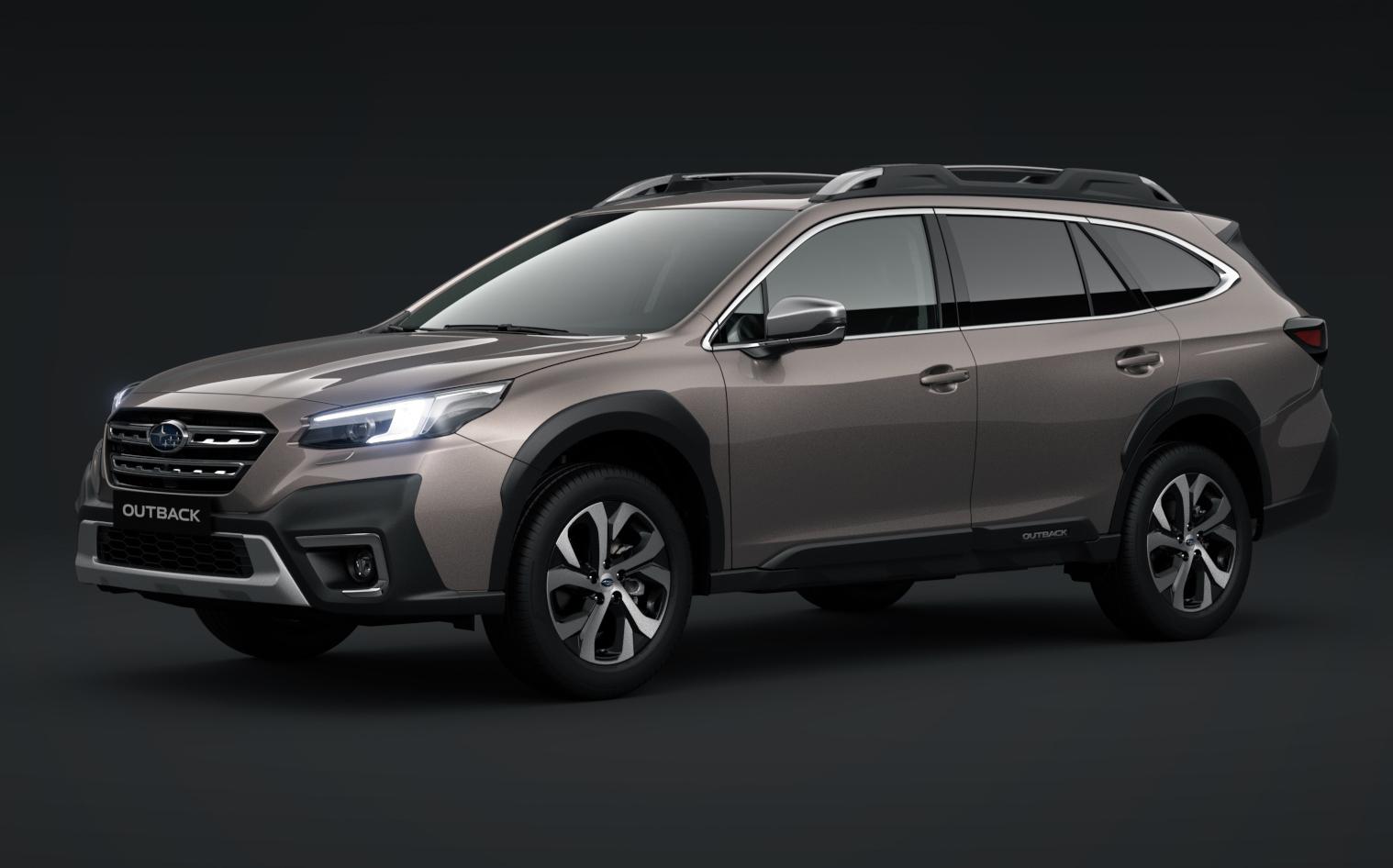 Subaru Takes Outback Higher