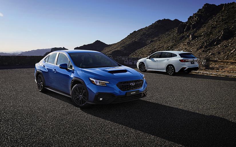 Subaru Australia Confirms 2022 WRX Sportswagon