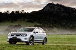 XV Wins Top UK SUV Award