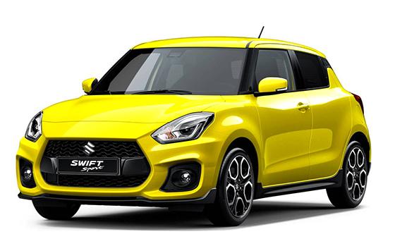 New Swift Sport Set for Debut at Frankfurt Motor Show