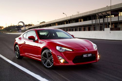 Toyota 86 named Car of the Year by Top Gear Magazine