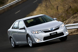 Toyota: Australia's most trusted car brand