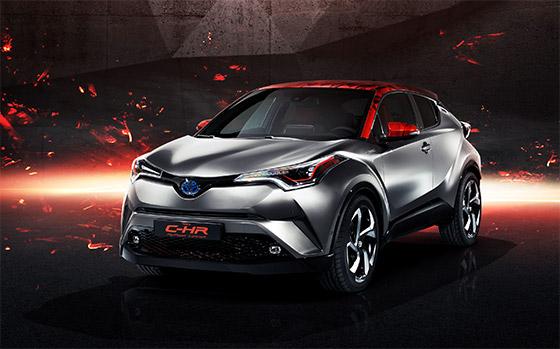 Toyota plans higher-performance hybrids