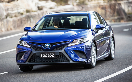 Toyota rated World's Greenest Automotive Company