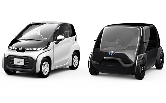 Toyota Announces Production-Ready Battery-Electric Vehicle