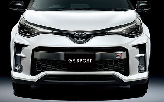 Toyota expands GR performance brand with C-HR GR Sport