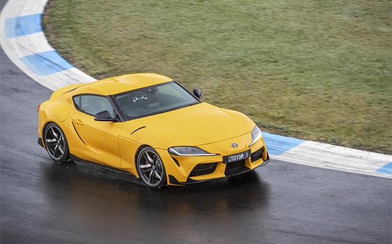 Toyota Australia Obtains Extra Supply of GR Supra