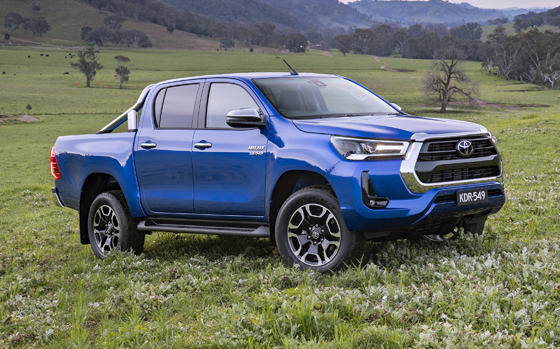 New HiLux: Tougher, Better-Looking, More Capable than Ever