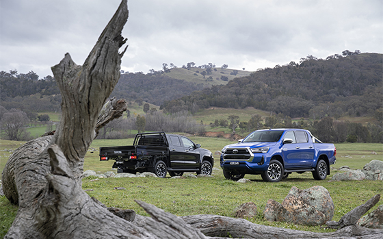 New HiLux: more Australian than ever