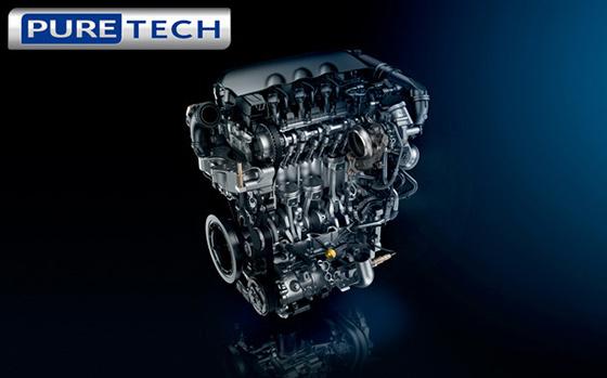 Peugeot 208 PureTech Engine