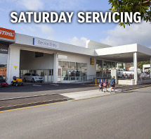 Barossa - Saturday Servicing