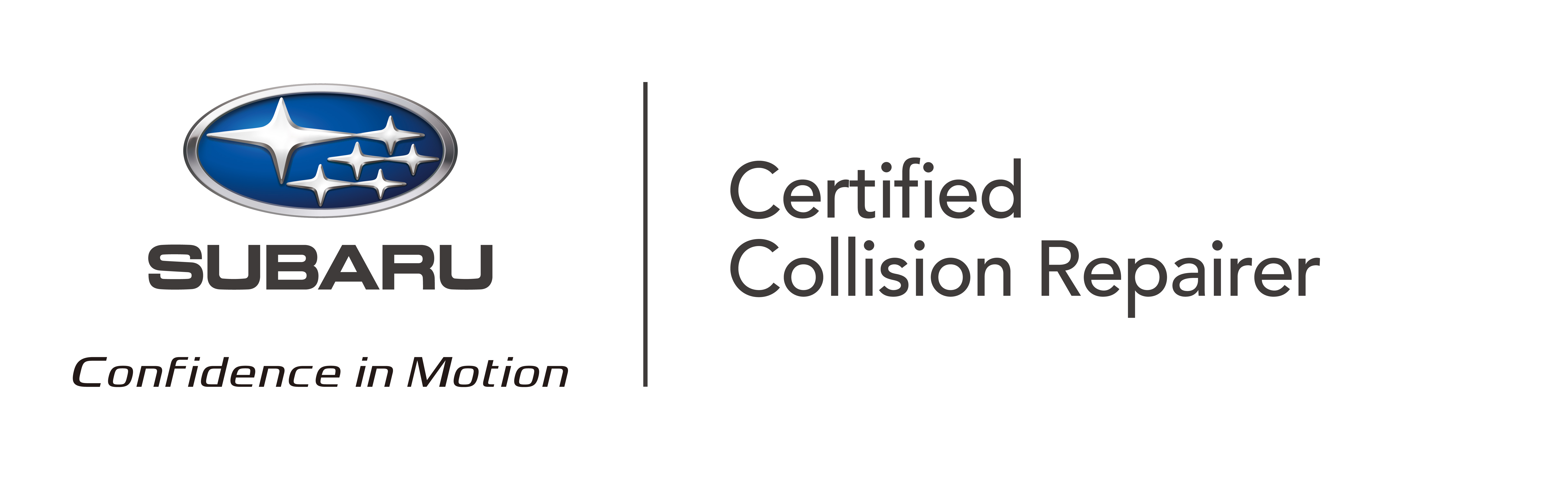 Certified Collision Repairer