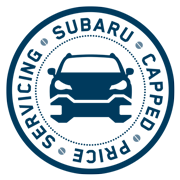 Subaru Capped Price Servicing