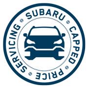 Subaru Capped Price Servicing