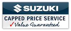Suzuki Capped Price Servicing