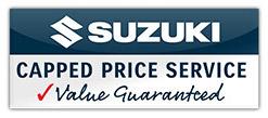 Suzuki Capped Price Servicing