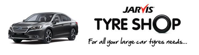 Large Car Tyres