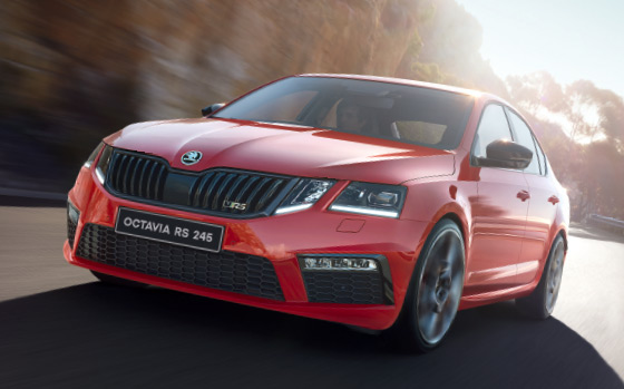 New Skoda Octavia Rs and RS 245 | Jarvis Skoda | Andelaide