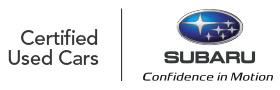 Subaru Assured Used