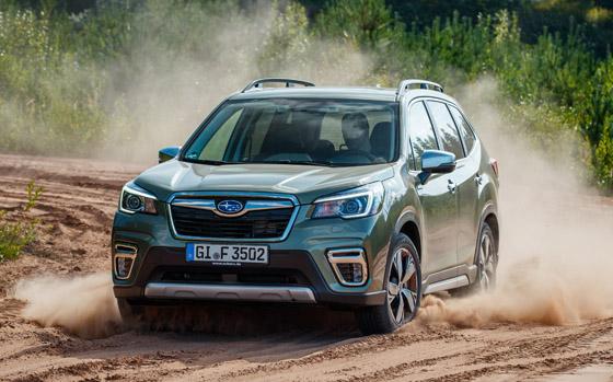 New Subaru Forester Hybrid