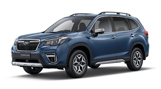 Subaru Forester Hybrid Image