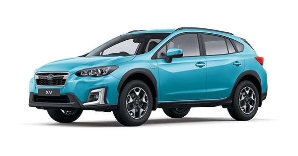 New Subaru XV Hybrid
