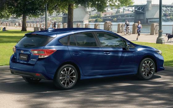 Subaru Impreza Features
