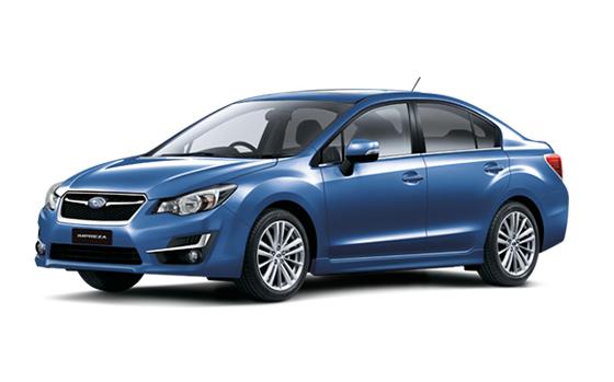 Subaru Impreza Image