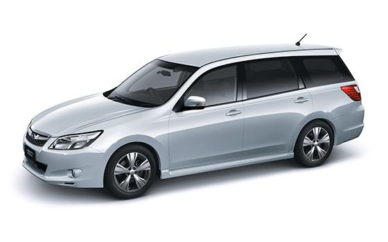 New Subaru Exiga  Jarvis Subaru  Adelaide South Australia