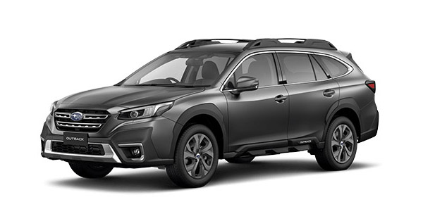 Subaru Outback A new generation of adventure