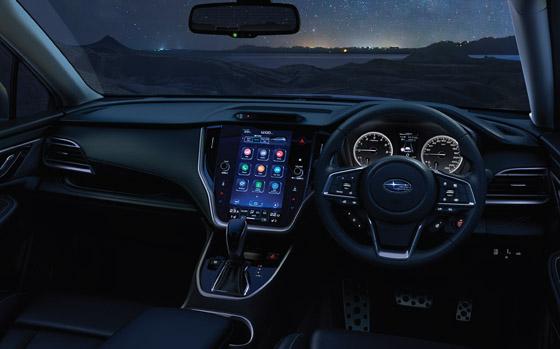 Subaru Outback Luxury interior