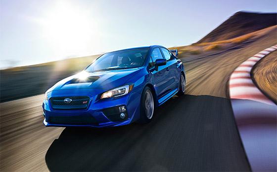 Subaru STI motorsport