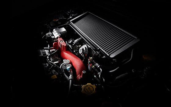 Subaru STI technology