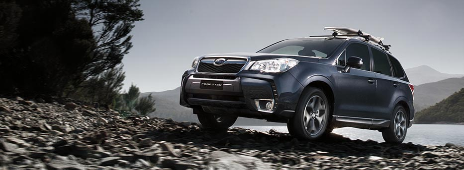 Subaru Parts & Accessories