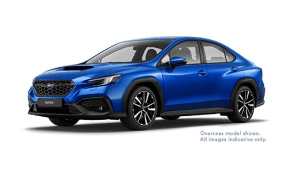 Subaru WRX Image