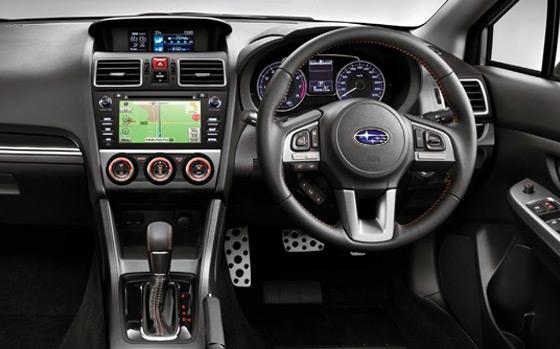 Subaru XV immerse
