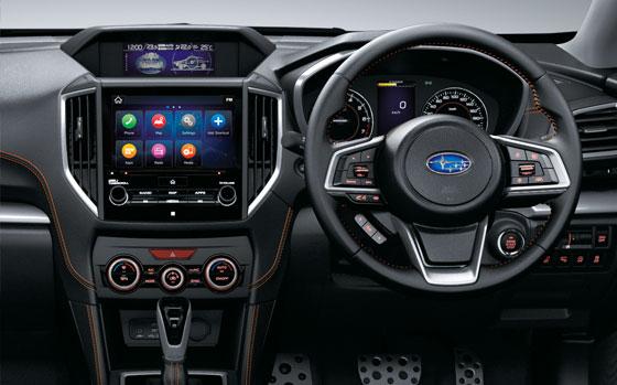 All-new Subaru XV