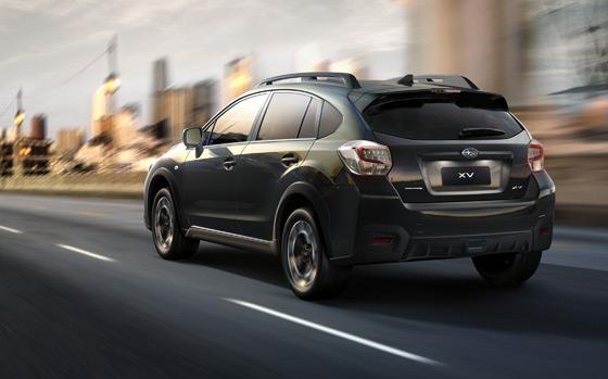 Subaru XV sporty