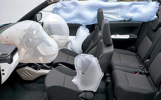 Suzuki Ignis Protection