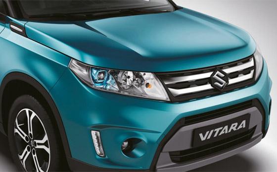 Suzuki Vitara individuality