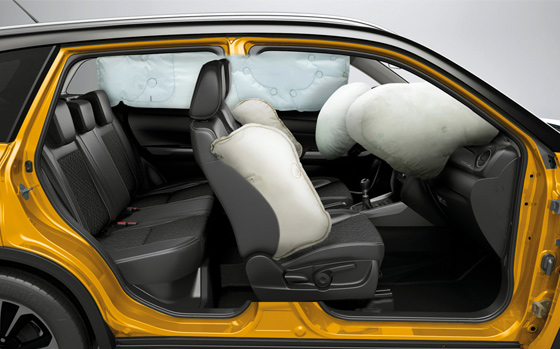 Suzuki Vitara Safety