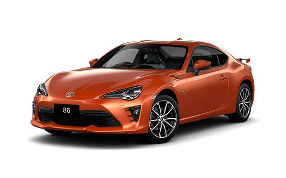Toyota 86 Image
