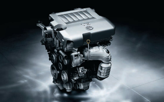 Toyota Aurion engine